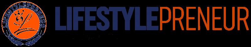 Lifestylepreneur Header Logo